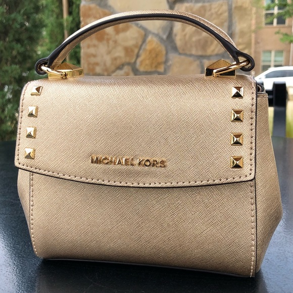 f252c4d9776e Michael Kors Bags | Michael Kor Karla Mini Convertible Crossbody ...